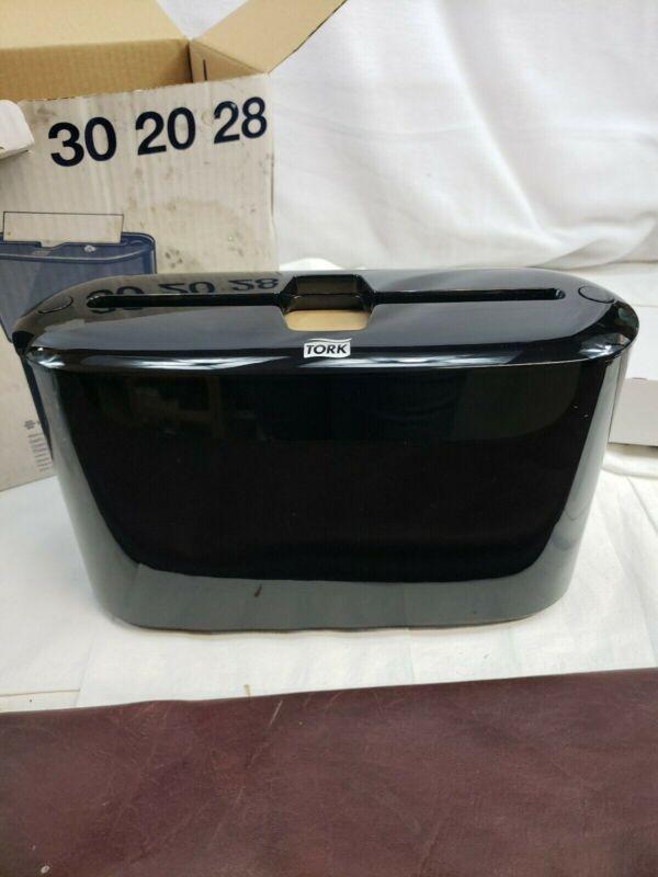 Tork Xpress Countertop Multifold Hand Towel Dispenser 302028 Black