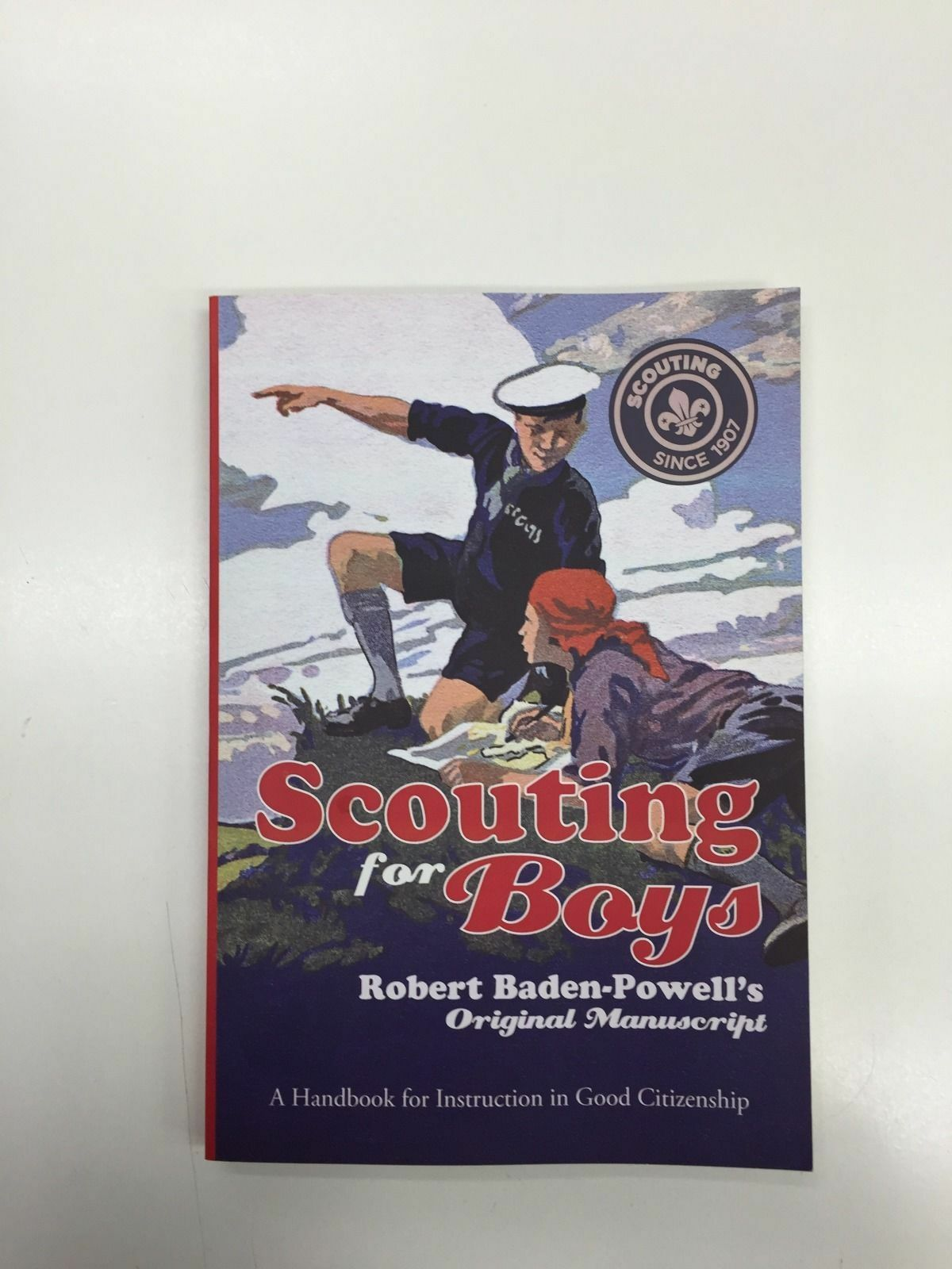 Scouting for Boys