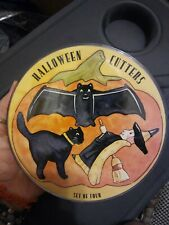 William Sonoma Halloween Cookie Cutters Set Baking ...