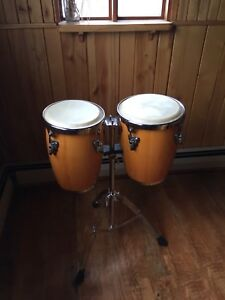 "Sonor - Congas - 10"" and 8"""