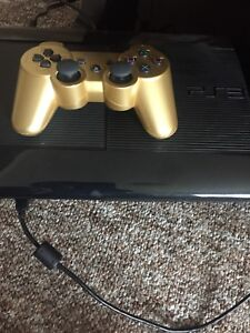 PS3 and bike for sale