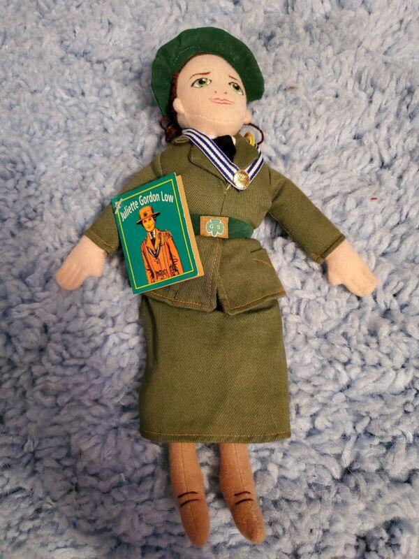 Juliette Gordon Low Girl Scouts bean plush
