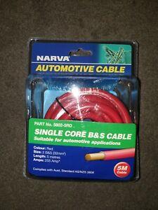 Automotive cable single core 5m