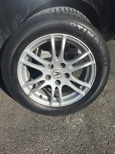 Acura wheels