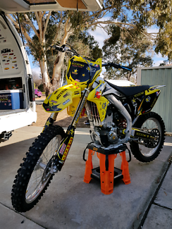 Rmz 250f price drop!!  never raced