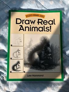 Draw Real Animals! book