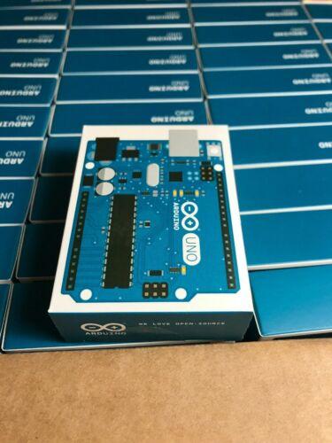 Genuine Arduino Uno R3 A000066 ITALY  (USA SELLER) BRAND NEW