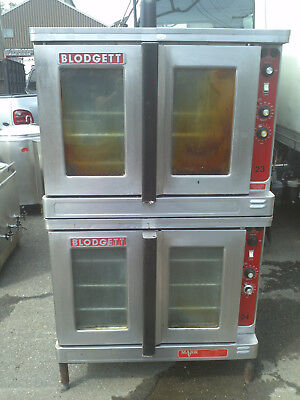 Blodgett Mark V-111 Double Deck Convection Oven