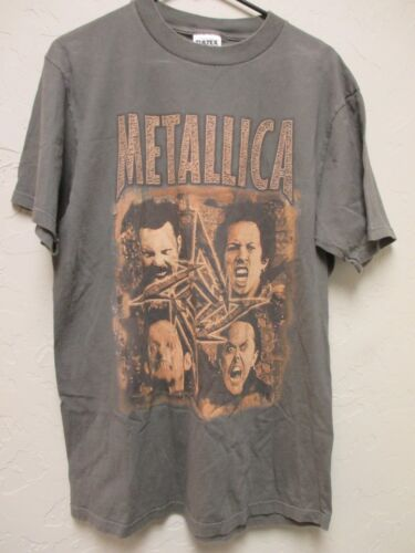 Vintage- METALLICA (Size Large L) POOR TOURING ME 1996-1997 Concert Tour T-Shirt