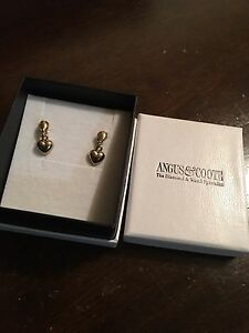 9ct gold earrings Carole Park Ipswich City Preview