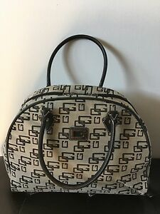Authentic GUESS travel, diaper, gym bag MINT $50