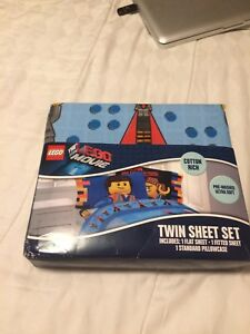 LEGO TWIN SHEET SET