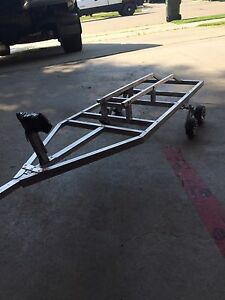 1/5 scale RC Boat trailer