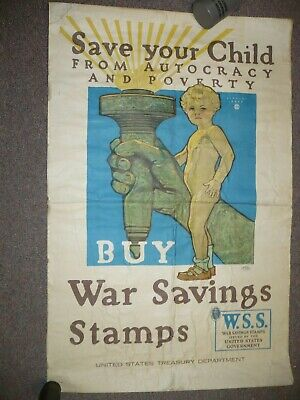 WW 1 US Poster