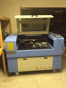 C02 Engraving/Laser Cutting Machine Bexley Rockdale Area Preview
