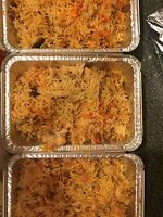 Homemade Pakistani Food Available for Individuals/Small Groups