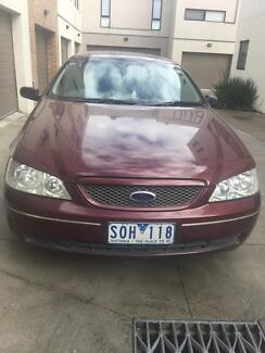 2003 Ford Futura
