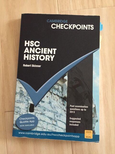 hsc ancient history examination paper