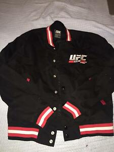 UFC Letter Mans Jacket Collectors Edition Sydney Woolloomooloo Inner Sydney Preview