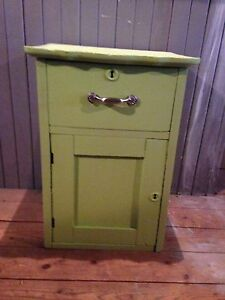 Side table / small cabinet