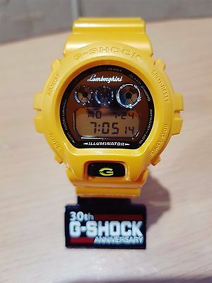 G-Shock DW-6900 Special Gift LP Yellow Collectible Limited  for sale  Shipping to Canada
