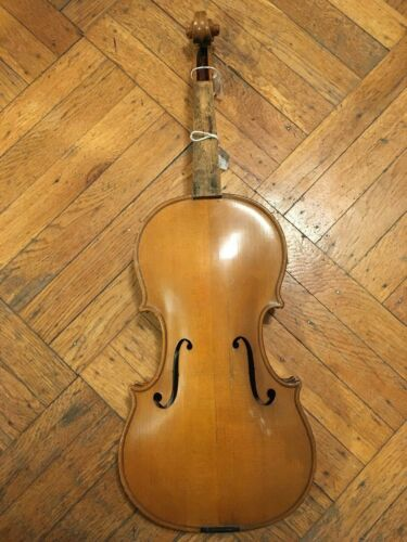 Heberlein violin, 1925