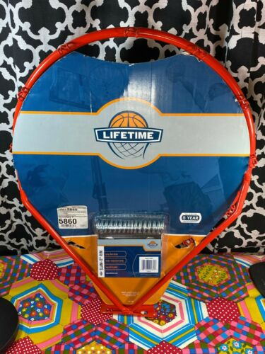 Lifetime #5860 SLAM-IT RIM with Springs and Nylon Net - NEW!