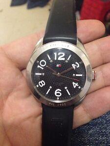 Tommy Hilfiger men's diamond watch