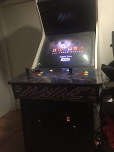 Machine arcade EMUlator