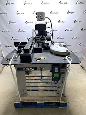 Delta 33-411 16-inch 5 Horsepower Radial Arm Saw 230460-volt 3 Phase