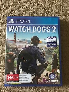 Watch Dogs 2 PS4 Pennant Hills Hornsby Area Preview
