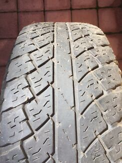 """TYRE ( FREE ) 265/70/16"""" Canning Vale Canning Area Preview"""