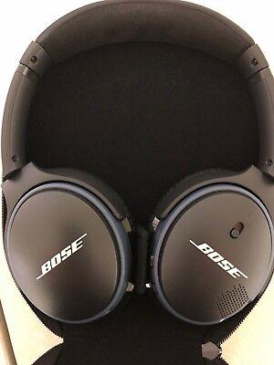 Bose SoundLink II All-ear Wireless Headphones - Black - Brand New No Box