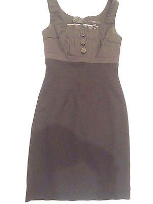 H&M Little Black Dress, Career- Cocktail, Formal Sleeveless Size 4, Empire Waist
