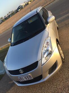 2013 Suzuki Swift Hatchback North Ward Townsville City Preview