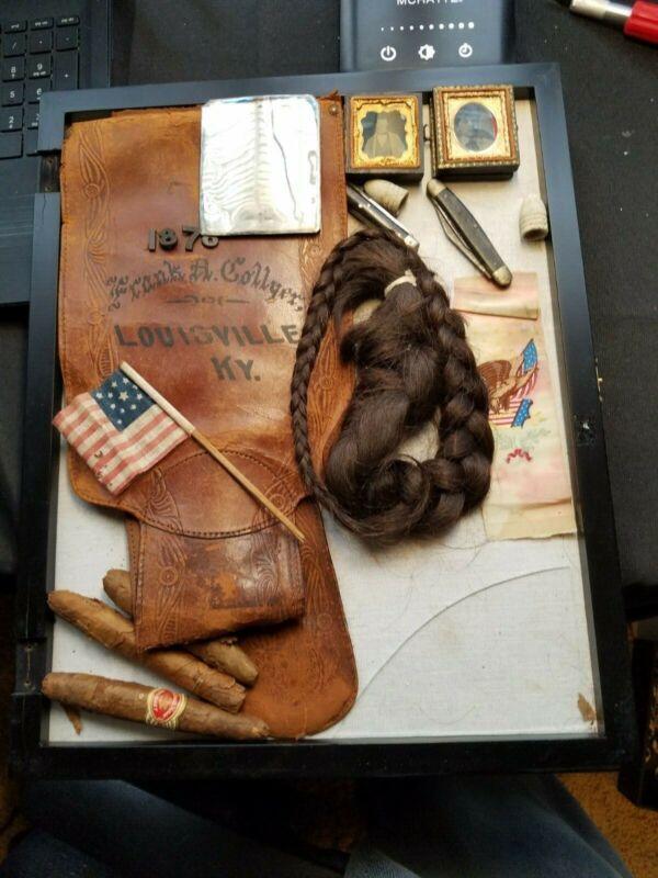 Maryland Civil War Soldier Veteran lot