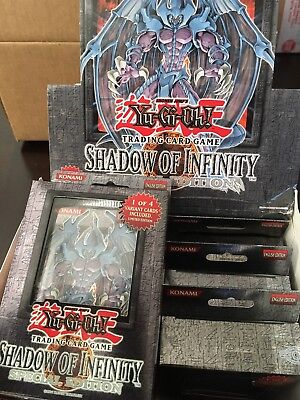 Yugioh Shadow Of Infinity SE Special Edition Pack (Edition Pack)