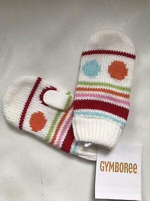 Gymboree Mädchen 2t (gymboree Neu Mädchen Handschuhe Gr.2T-3T)