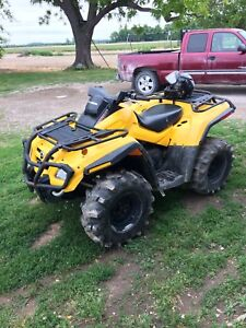 2006 can am 800 outlanders