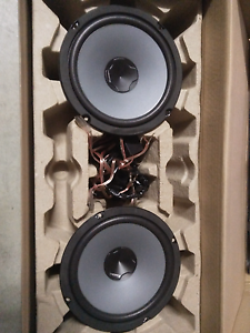 Hertz DSK165 speakers Huntleys Cove Hunters Hill Area Preview