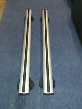 Rhino Vortex 2500 Silver 2 Bar FMP Roof Rack System Nowra Nowra-Bomaderry Preview
