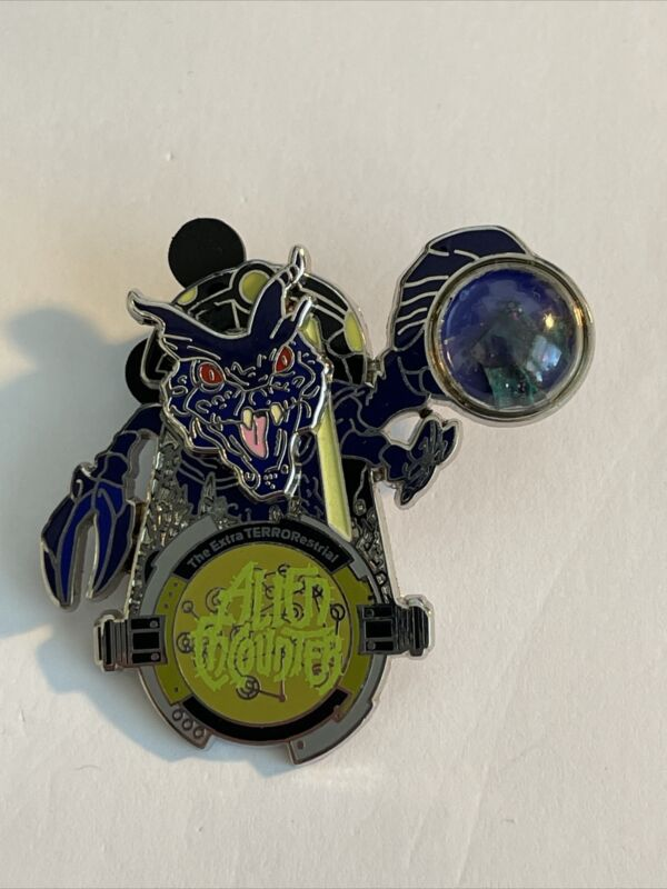 Disney 2006 WDW Piece of History  ExtraTERRORestrial ALIEN ENCOUNTER LE Pin (A5)