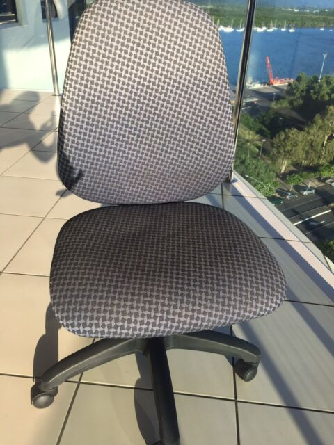 Office chairs & foot stool | Office Chairs | Gumtree Australia Cairns City  - Cairns | 1150817170 - Office Chairs & Foot Stool Office Chairs Gumtree Australia