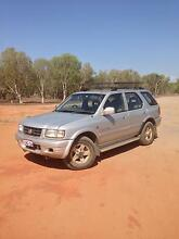 1999 Holden Frontera Wagon 4WD Broome 6725 Broome City Preview
