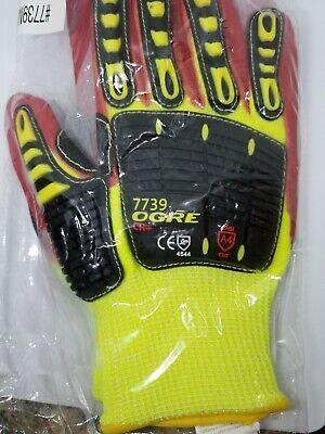 Cordova Safety 7739m Ogre Cr Impact Gloves Ansi A4