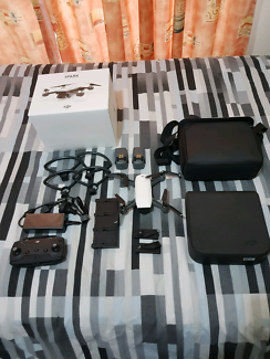 DJI Spark Drone with Fly more Combo
