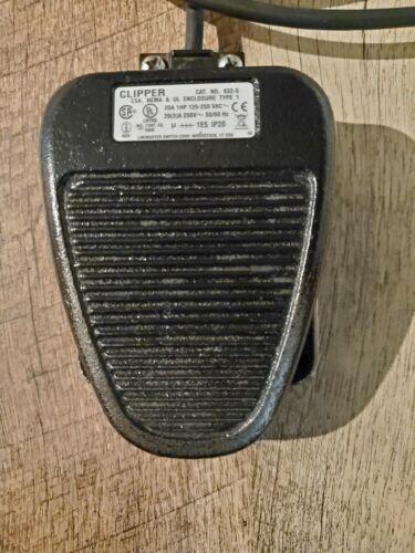 Clipper Push To Talk Model 632-S