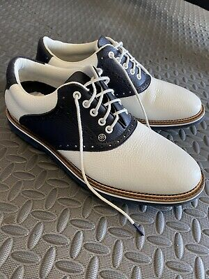 G/Fore G Fore Gallivanter Saddle Golf Shoes - Men's 11 - WORN ONCE