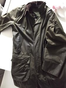 QUICK SALE BARBOUR BORDER 44 - 100 dollars
