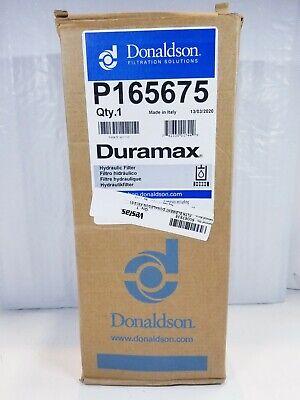 Donaldson P165675 Hydraulic Filter 126-1817